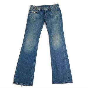 Diesel Cherone Bootcut Jeans 27